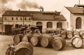 Immagine storica Birrificio Pilsner Urquell