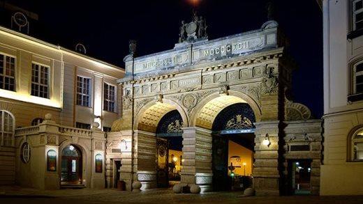 Ingresso odierno birrificio Pilsner Urquell (Plzeň Repubblica Ceca)